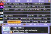 Missing Freeview TV Guide infomation | TV Answers - Digital