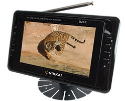 Nikkia 7 inch TV set